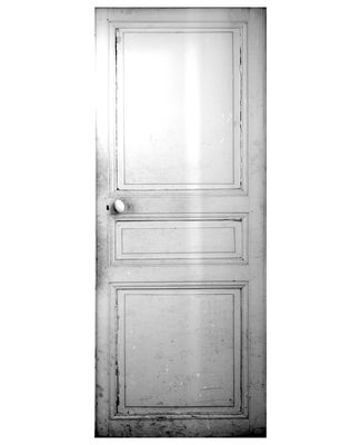 sticker porte fran aise porte fran aise maison martin margiela. Black Bedroom Furniture Sets. Home Design Ideas