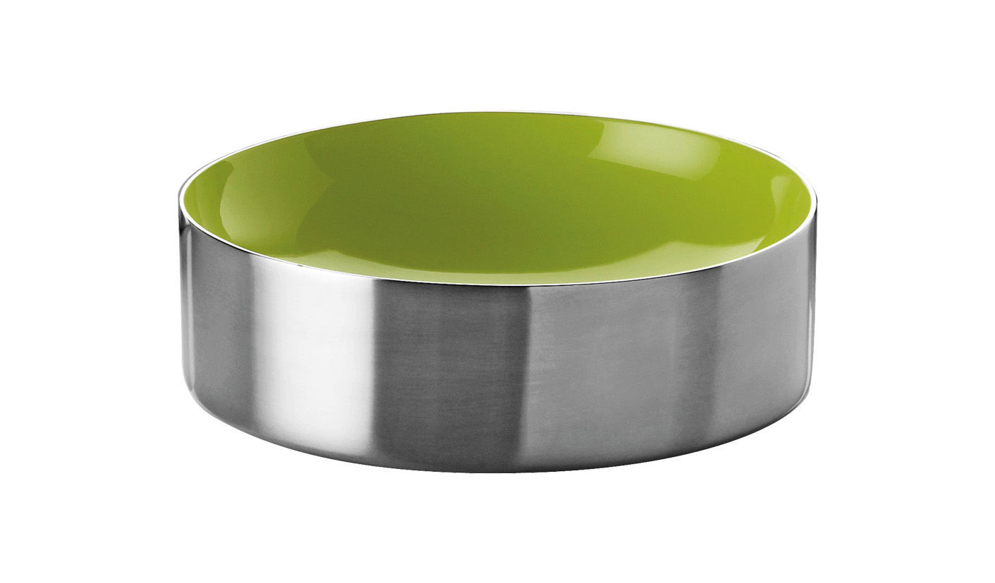 dot by paul smith small dish bowl small lime green 12 cm by stelton. Black Bedroom Furniture Sets. Home Design Ideas