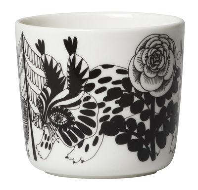 veljekset kaffeetasse ohne henkel 2er set veljekset schwarz rot by marimekko made in. Black Bedroom Furniture Sets. Home Design Ideas