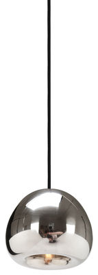 Luminaire - Suspensions - Suspension Void Mini Ø 15,5 cm - Tom Dixon - Acier poli - Acier inoxydable poli