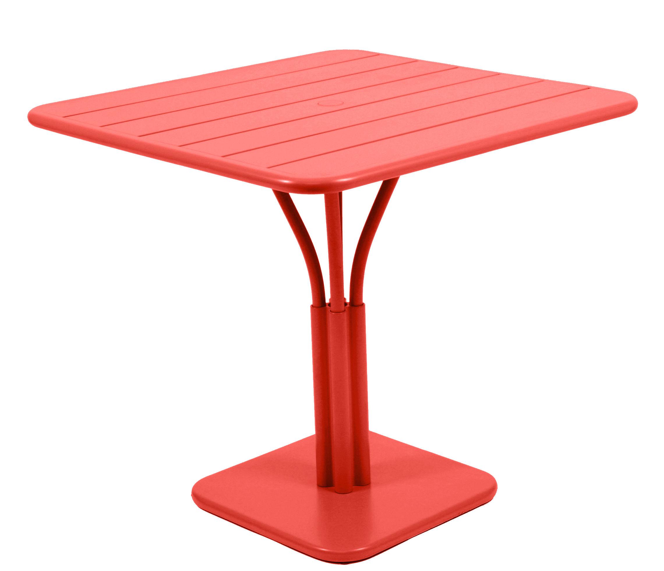 Scopri tavolo luxembourg da 2 a 4 persone 80 x 80 cm for Tavolo x 20 persone