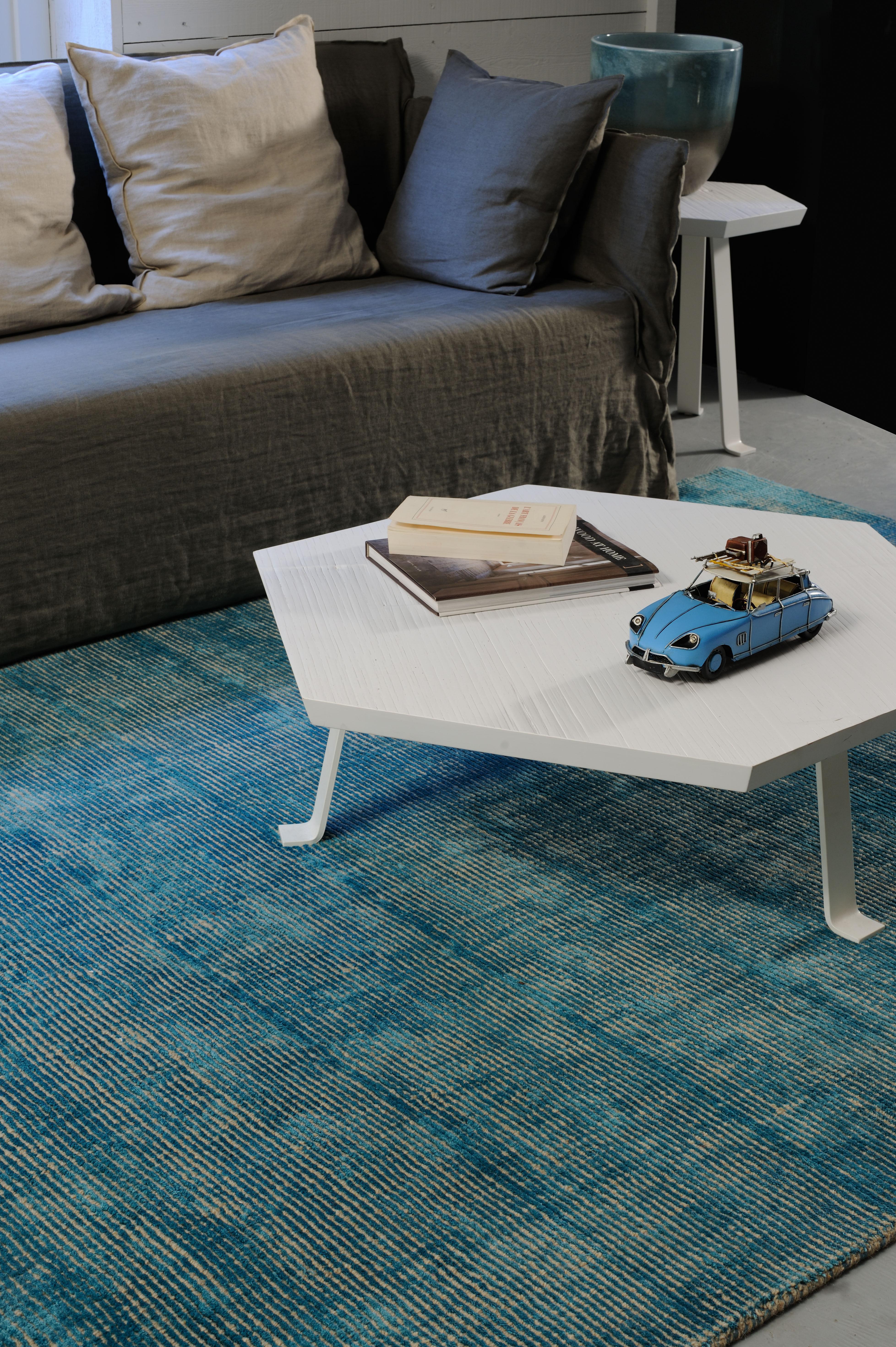 tapis voyage 200 x 300 cm tiss main 200 x 300 cm turquoise toulemonde bochart. Black Bedroom Furniture Sets. Home Design Ideas