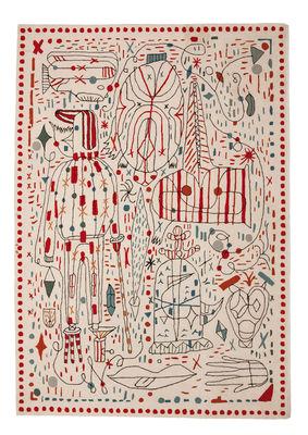 Tapis Hayon x Nani / 170 x 240 cm - Nanimarquina multicolore en tissu