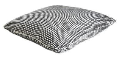 Coussin Roccamare / 45 x 45 cm - ENOstudio anthracite en tissu