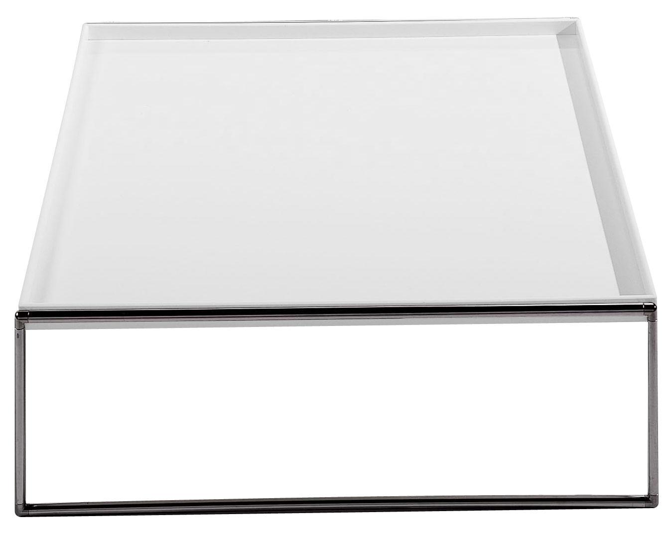 Trays 80 x 80 cm  Kartell  Couchtisch