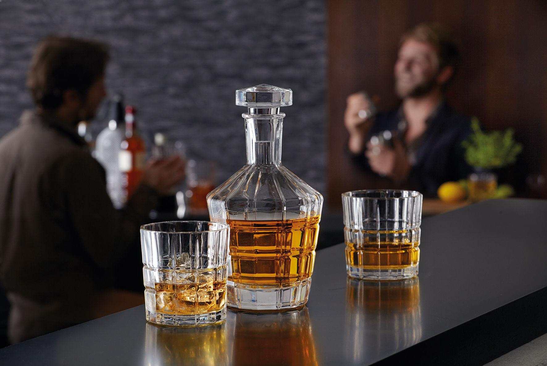 spiritii 2 gl ser leonardo whiskey dekanter. Black Bedroom Furniture Sets. Home Design Ideas
