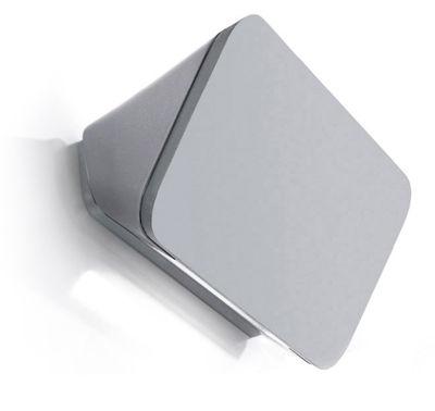 Luminaire - Appliques - Applique Lane L 22 cm - Luceplan - Aluminium mat - Aluminium