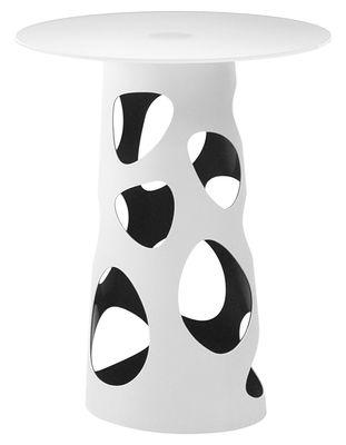 Foto Gamba da tavolo Liberty - H 105 cm di MyYour - Nero - Materiale plastico