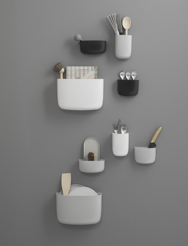 Home gt decoration gt kids gt pocket 2 wall storage by normann copenhagen