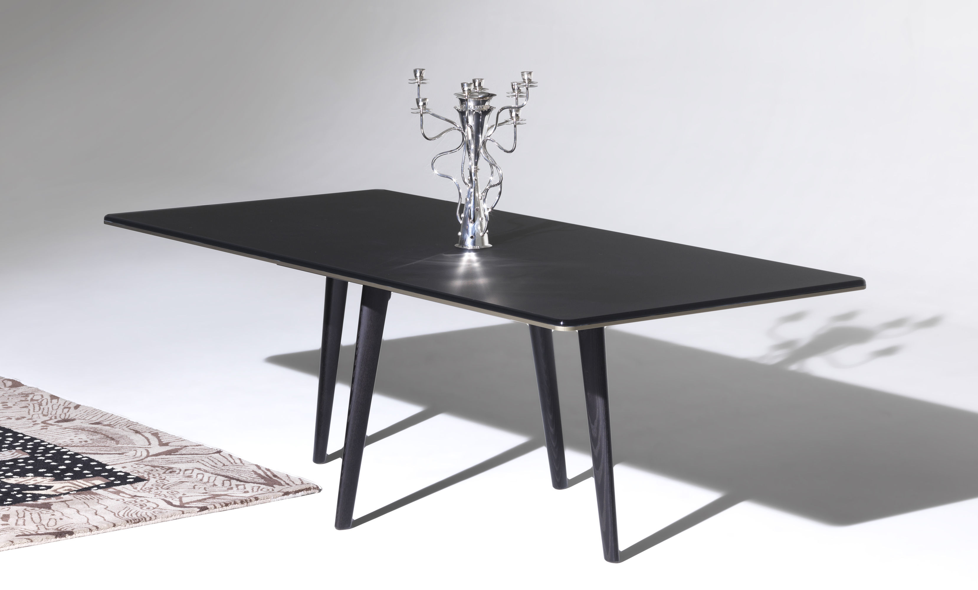 fran ois 210 x 100 cm tischplatte aus glas driade tisch. Black Bedroom Furniture Sets. Home Design Ideas