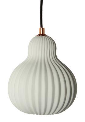 Suspension Maraques / Ø 22,5 cm - Frandsen blanc opaque en céramique