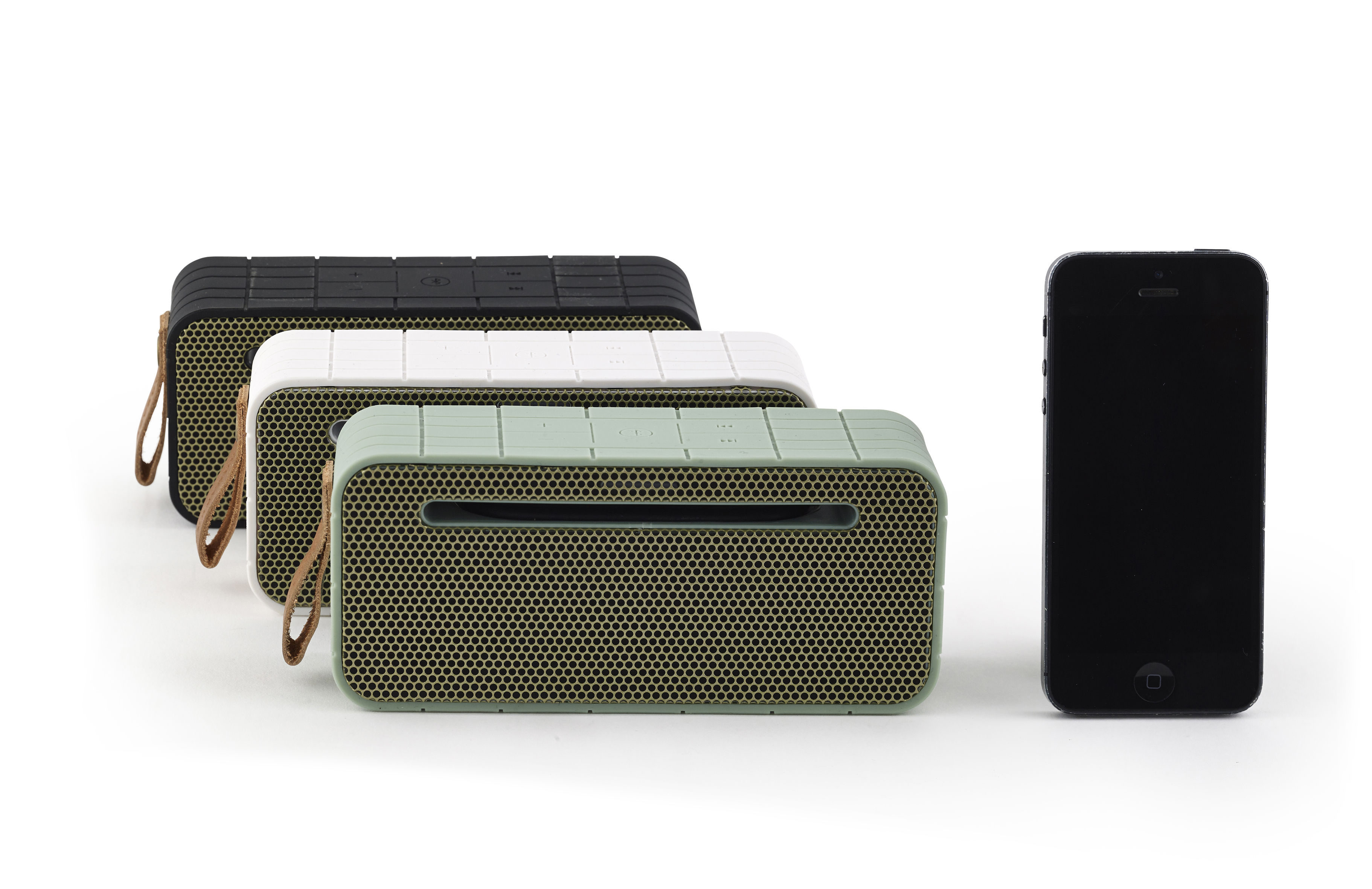 amove bluetooth speaker wireless green gold by kreafunk. Black Bedroom Furniture Sets. Home Design Ideas