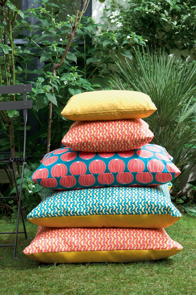 Past ques outdoor cushion 44 x 30 cm outdoor honey by - Coussin exterieur 60x60 ...