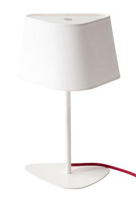 Petit Nuage Tischleuchte H 35 cm - Designheure - Weiß