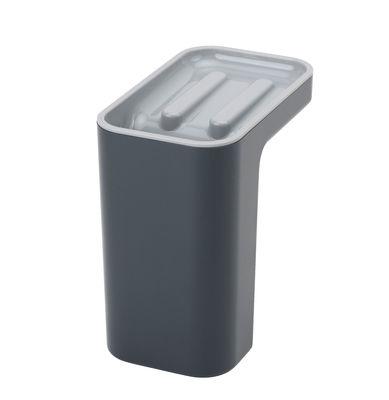 Organiseur d'évier Sink Pod Compact Joseph Joseph gris en matière plastique