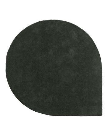 Déco - Tapis - Tapis Stilla / 160 x 130 cm - Tufté main - AYTM - Vert forêt - Laine