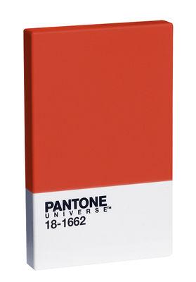 pantone universe kartenhalter feuerrot by room copenhagen made in design. Black Bedroom Furniture Sets. Home Design Ideas