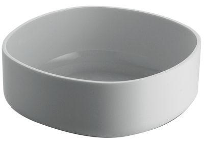 Decoration - For bathroom - Birillo Bowl by Alessi - White - PMMA