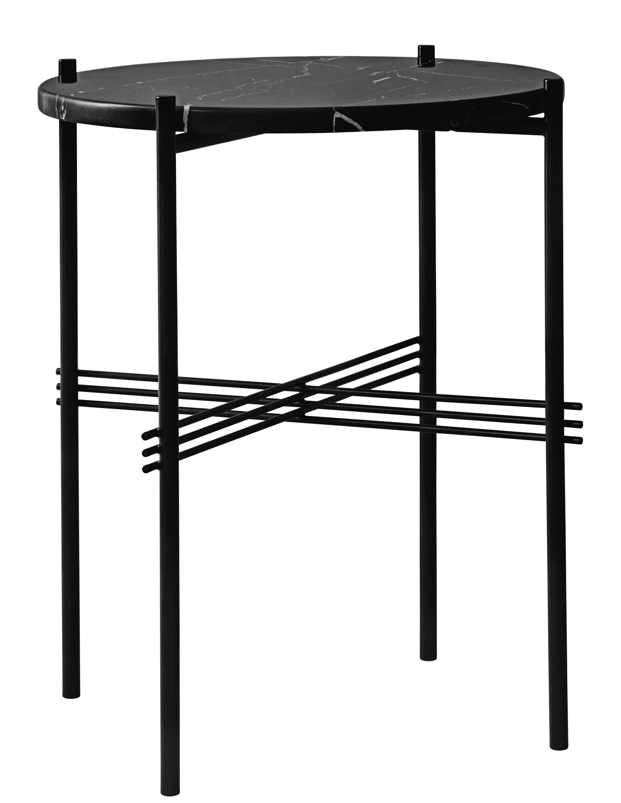 Ts Coffee Table 216 40 Cm H 51 Cm Marble Black Top