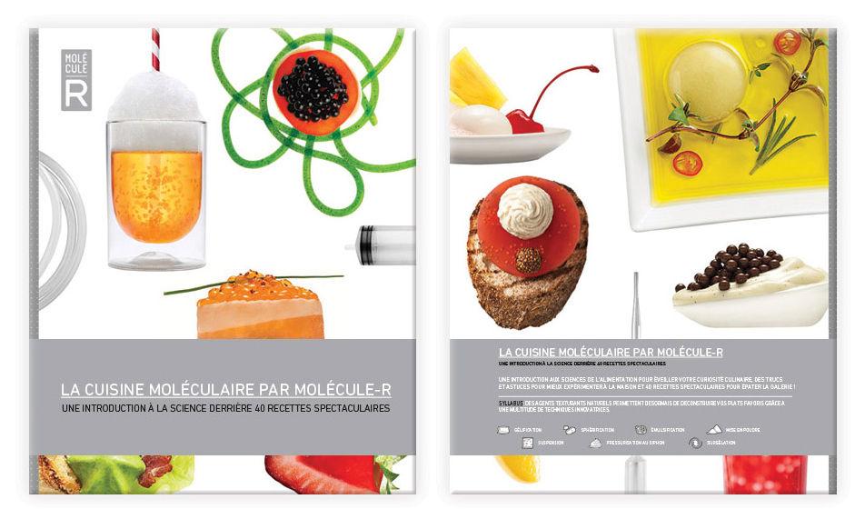 livre de recettes 39 la cuisine mol culaire 39 39 version fran aise mol cule r. Black Bedroom Furniture Sets. Home Design Ideas
