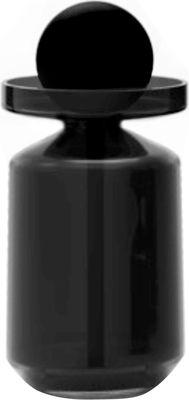 Foto Flacone Objets 2822 - / Tappo dosatore a pipetta - 200 ml di Petite Friture - Nero - Vetro