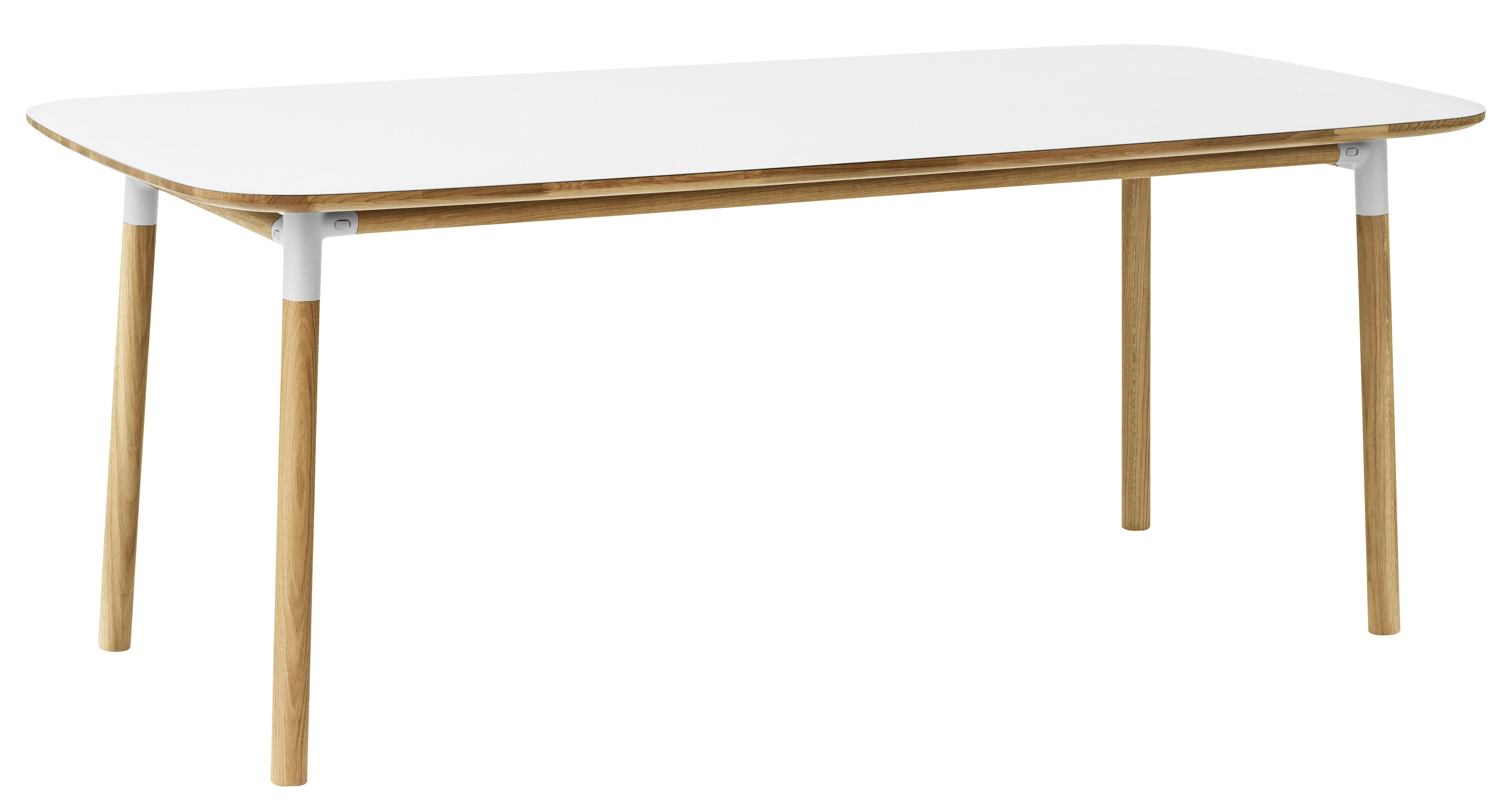 form 95 x 200 cm normann copenhagen tisch. Black Bedroom Furniture Sets. Home Design Ideas