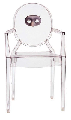 kartell fauteuil louis ghost. Black Bedroom Furniture Sets. Home Design Ideas