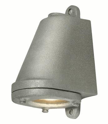 Luminaire - Appliques - Applique Mast Light LED / H 14 cm - Pour l'extérieur - Original BTC - Aluminium brut vieilli - Aluminium anodisé