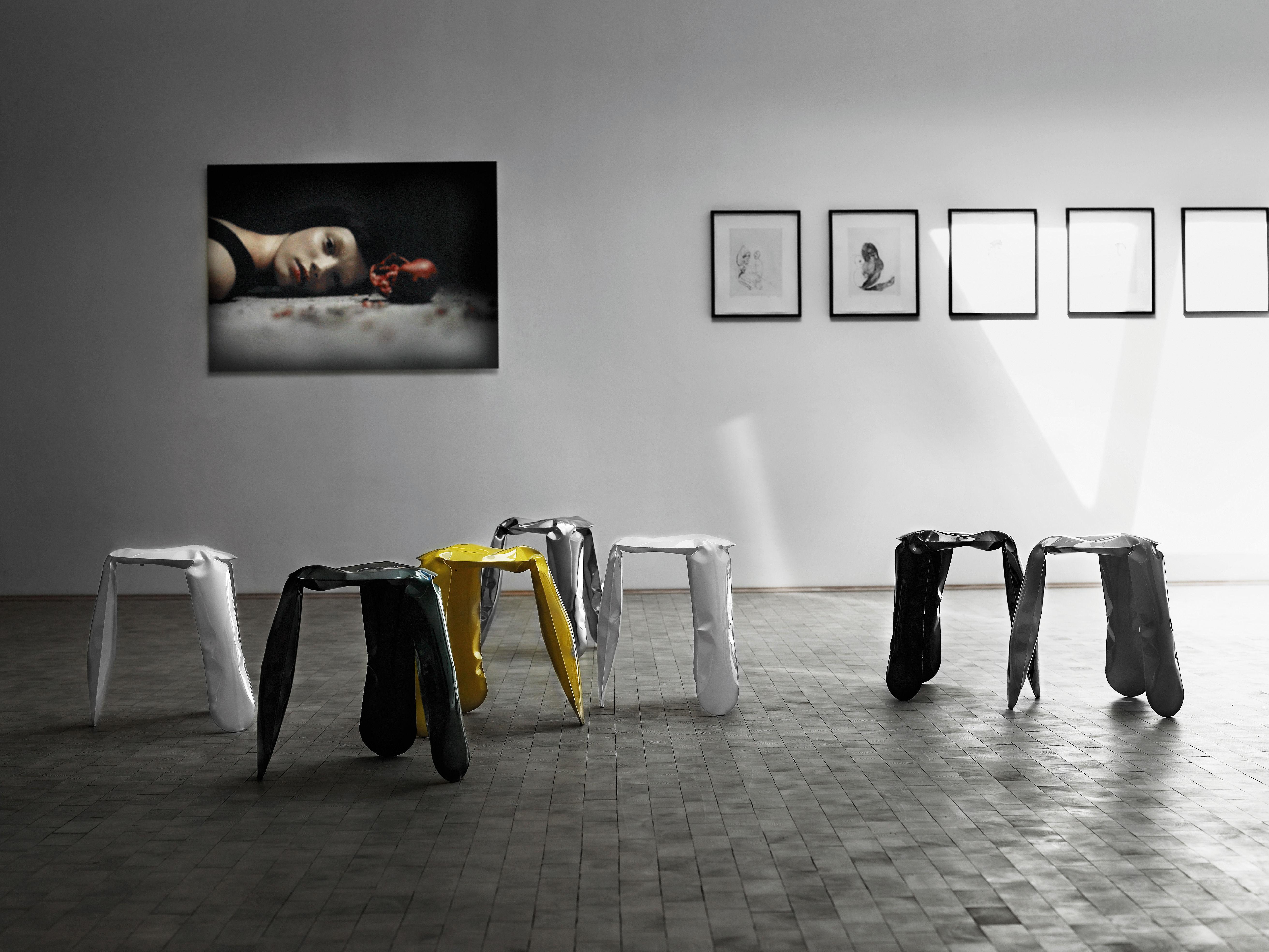 plopp hay niedriger hocker. Black Bedroom Furniture Sets. Home Design Ideas