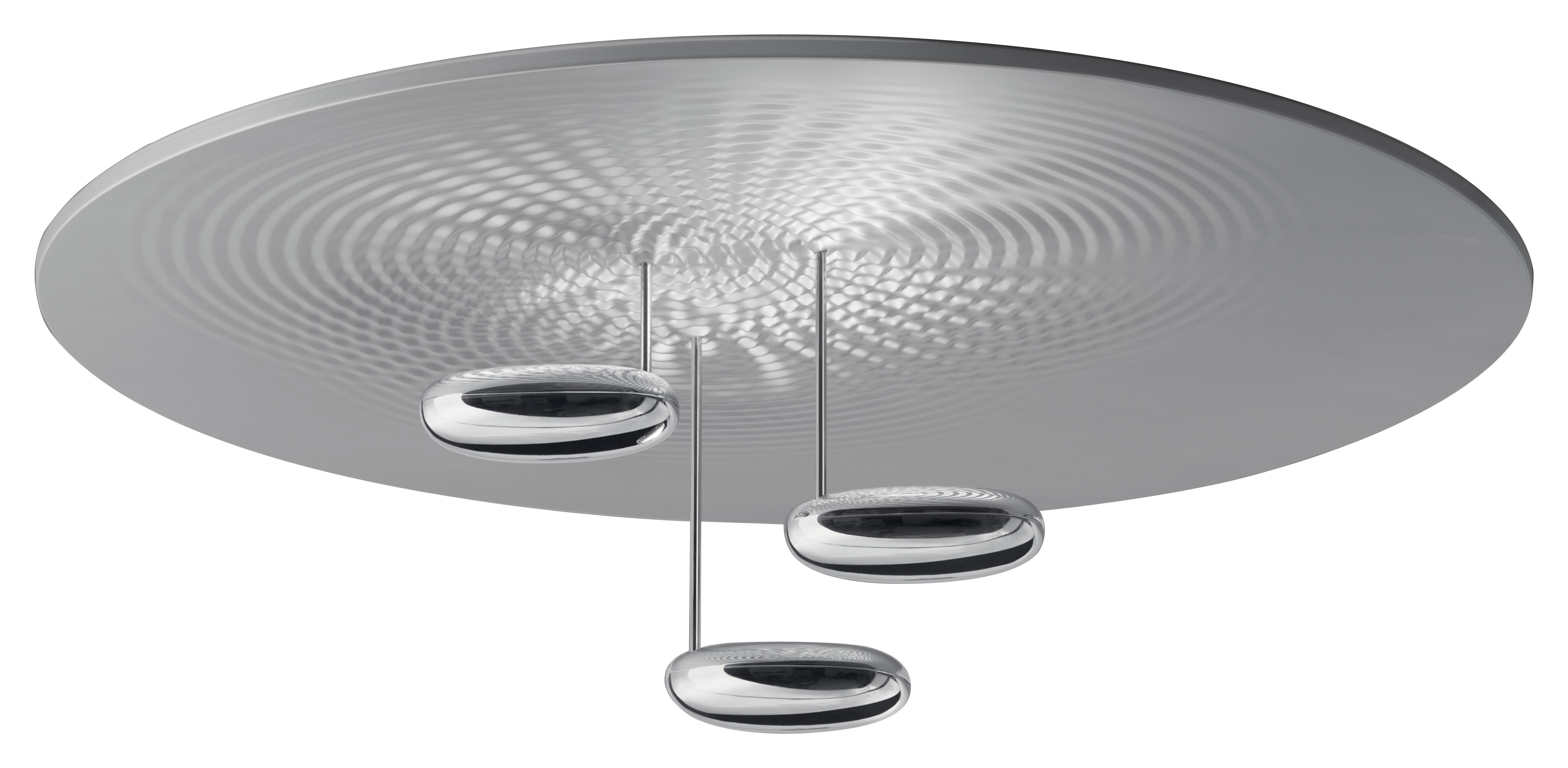 Scopri Plafoniera Droplet -LED di Artemide, Made In Design Italia