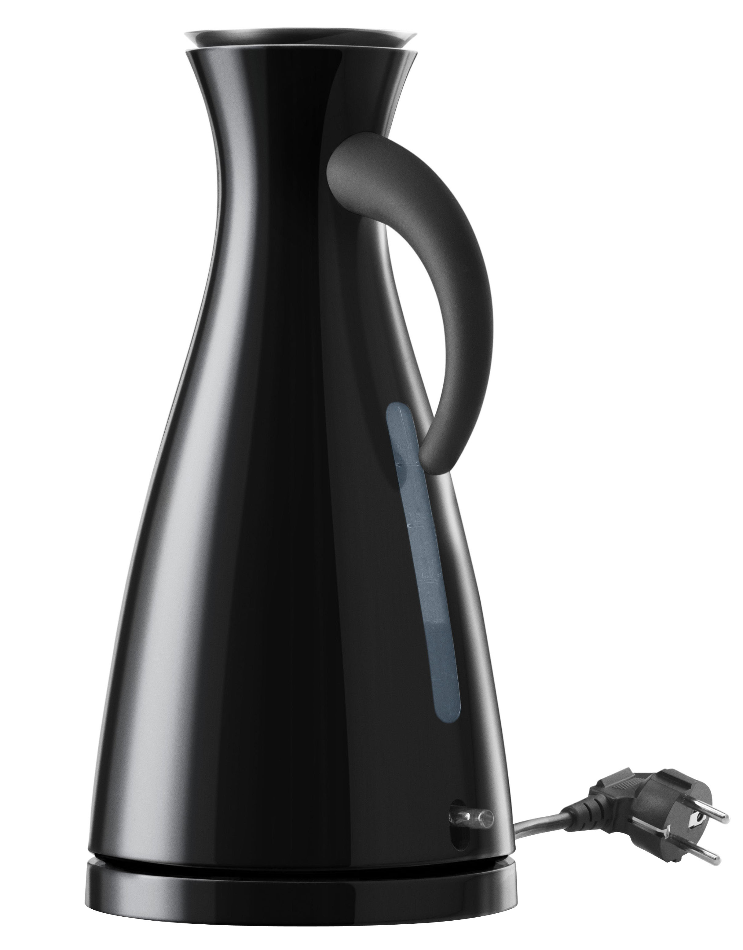 electric kettle 1 5 l black by eva solo. Black Bedroom Furniture Sets. Home Design Ideas