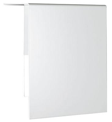 Luminaire - Appliques - Applique Corrubedo LED - Fontana Arte - Blanc - Métal laqué, Verre satiné