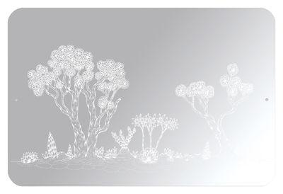 Mobilier - Miroirs - Miroir autocollant Landscape / 60 x 40 cm - Domestic - Landscape - Matière plastique
