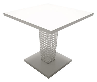 Outdoor - Tische - Ivy Gartentisch - Emu - Weiß - Stahl