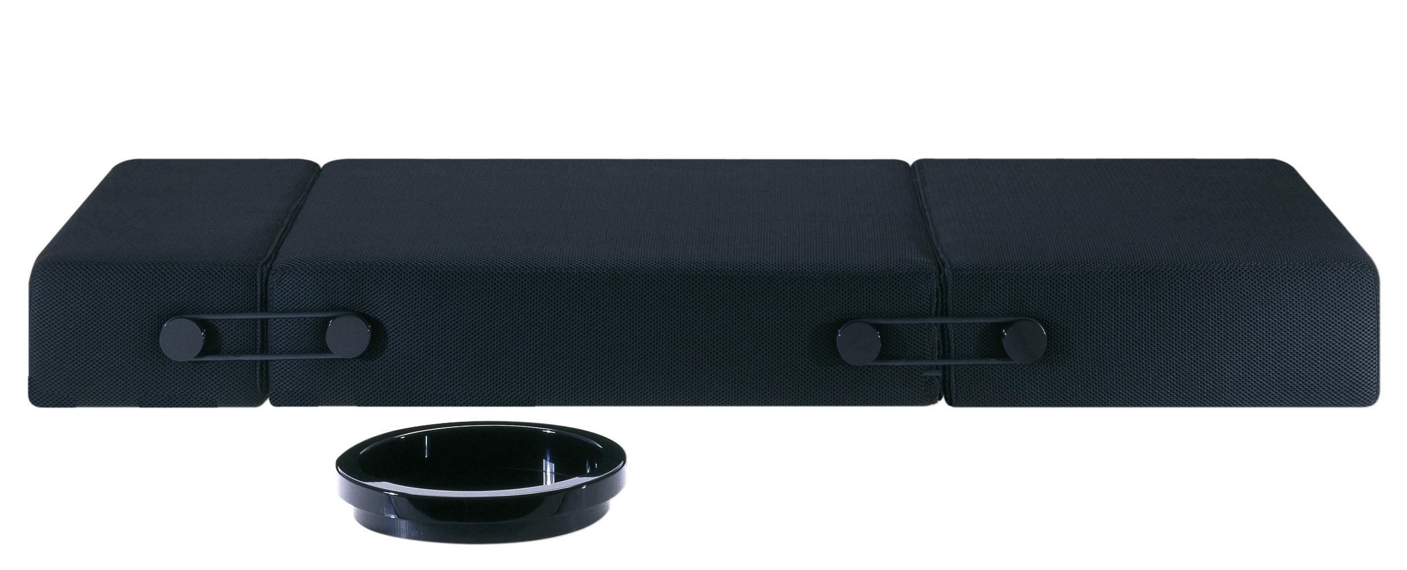 trix zum bett ausklappbar kartell sessel. Black Bedroom Furniture Sets. Home Design Ideas