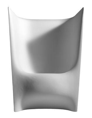 Poltrona Plié di Driade - Bianco - Materiale plastico
