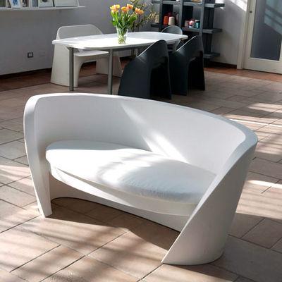 canap rap l 170 cm gris slide. Black Bedroom Furniture Sets. Home Design Ideas