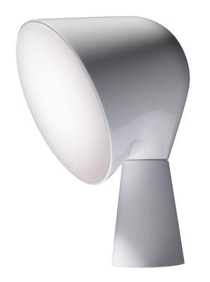 Foto Lampada da tavolo Binic di Foscarini - Bianco - Materiale plastico