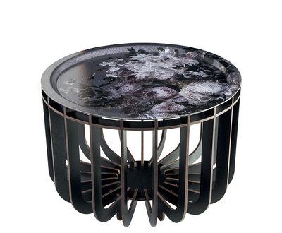Couchtisch Medusa Von Ibride Tischgestell Schwarz Tischplatte