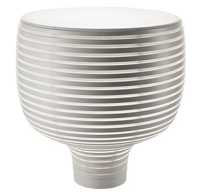Lampe de table Behive - Foscarini blanc en matière plastique