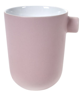 Tableware - Coffee Mugs & Tea Cups - Daily Beginnings Mug by Serax - Pink - Sandstone