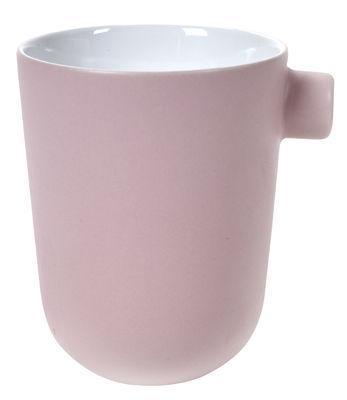 Mug Daily Beginnings - Serax rose en céramique