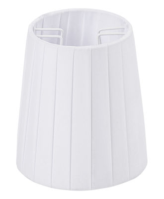 Paralume - tessuto / Per lampade Monkey di Seletti - Bianco - Tessuto