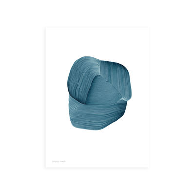 Decoration - Wallpaper & Wall Stickers - Ronan Bouroullec - Drawing 3 Poster - / 50 x 67,8 cm by The Wrong Shop - Without frame - Premium paper