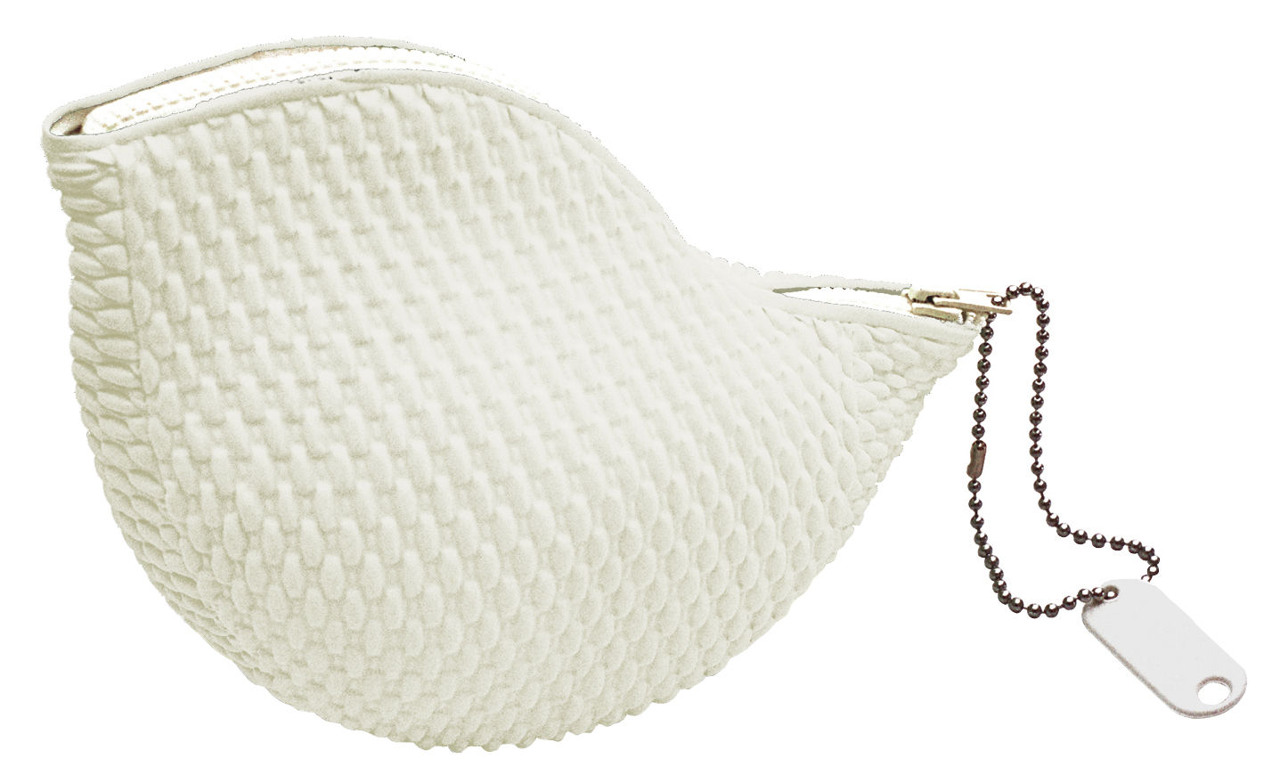Accessoires - Sacs, trousses, porte-monnaie... - Trousse de toilette Goosebumps - Pension Für Produkte - Pop Corn - Blanc - Caoutchouc