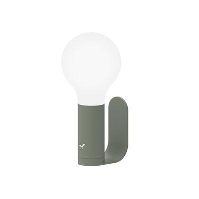 Image of Supporto murale - / Per lampada senza fili Aplô LED di Fermob - Verde - Metallo