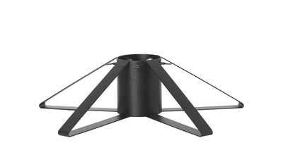 Decoration - Home Accessories - métal Base, legs - / For a Christmas tree by Ferm Living - Black - Painted metal