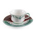 Hybrid Chucuito Coffee cup - / Coffee cup + saucer set by Seletti