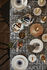 Juustomuotti Dessert plate - / 12 x 15 cm by Marimekko
