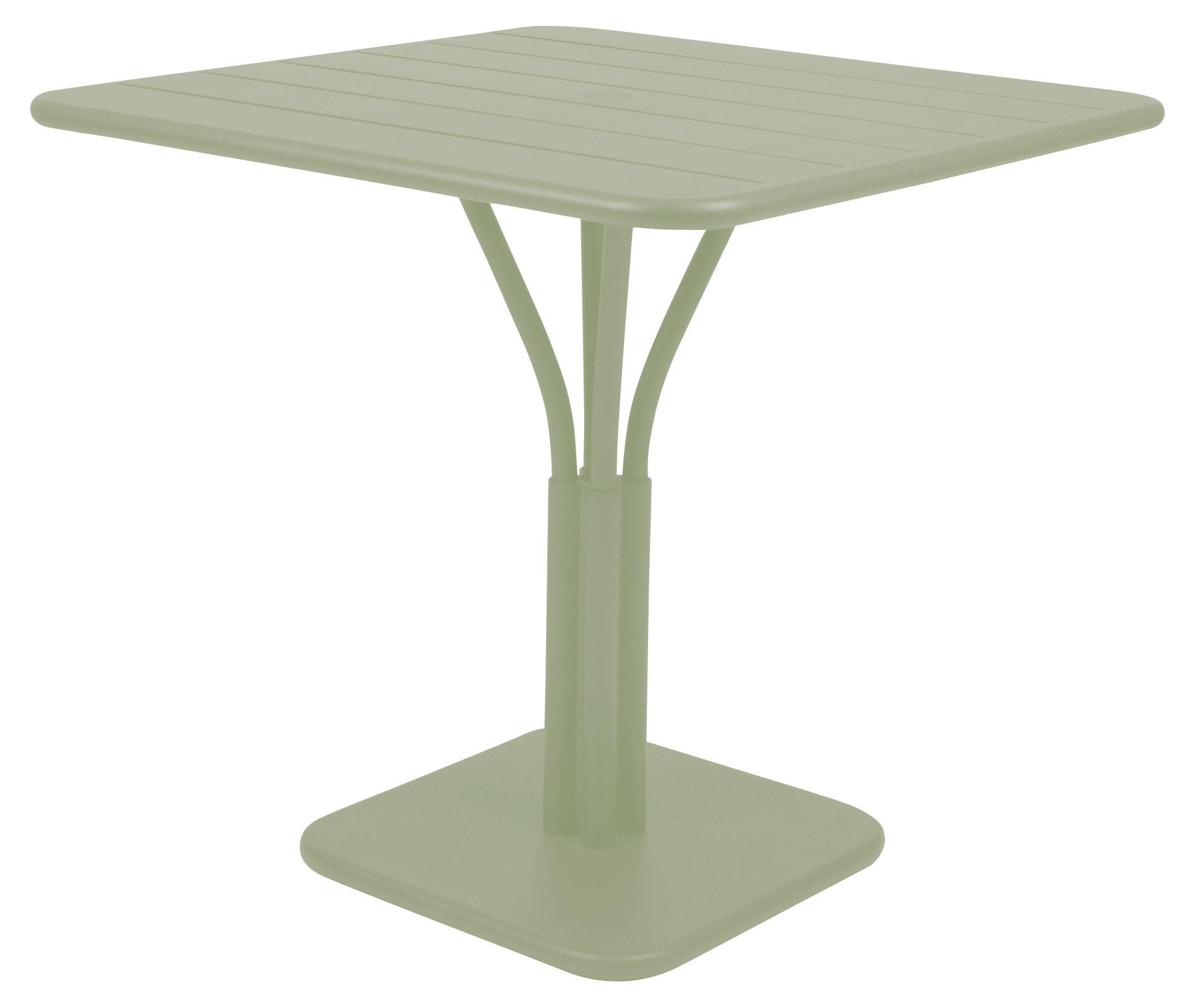 Luxembourg Gartentisch 80 X 80 Cm Linde By Fermob Made In Design